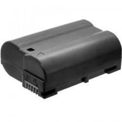 EN-EL15 Batterie Rechargeable 2.400 mAh pour Nikon D700, D7100, D7200.