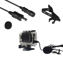 Microphone pour GoPro