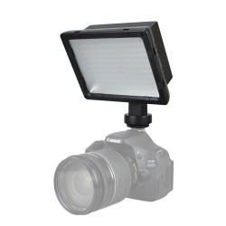 Torche vidéo 160 LED pour appareils photo reflex numériques