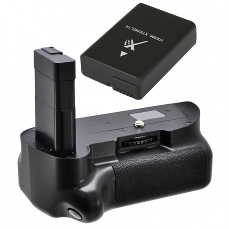 Kit Grip + Batterie Li-Ion pour Nikon 5100