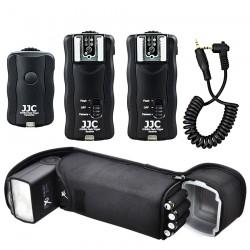 Kit Flash TTL + Déclencheurs Infrarouge pour Canon