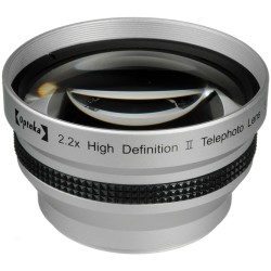 ø55MM - Convertisseur Telephoto 2.2x Pro Series HD