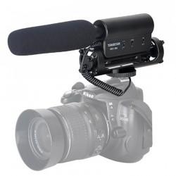 Microphone Takstar Shotgun stéreo unidirectionel