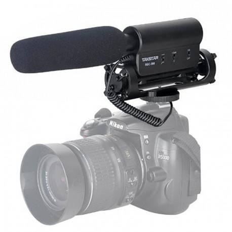 Microphone Takstar Shotfun stéreo unidirectionel