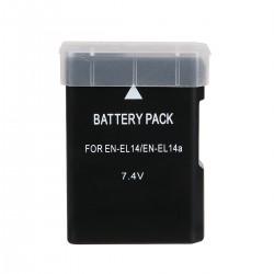Batterie Rechargeable pour Nikon EN-EL14