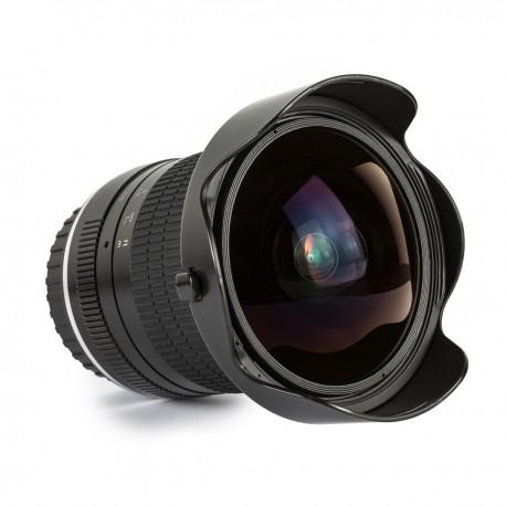 Objectif Fisheye 7MM F/3.0 pour Nikon DSLR FishEyeSphérique