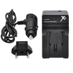 Chargeur (Auto/Secteur) EN-EL14 pour Nikon D3100 D3200 D5100 D5200 P7000 P7100 P7700